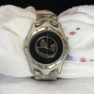 Jack Skellington Stainless Steel Watch